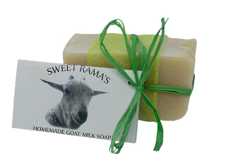 Olive Oil & Bergamot Soap Bar